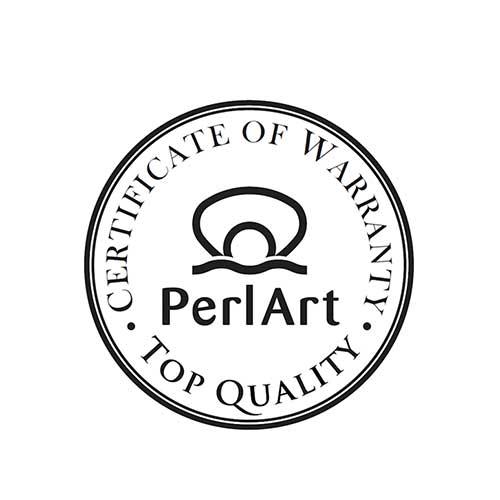 Certificado de garantía PerlArt Majorca Pearls